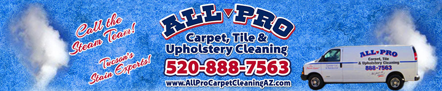 all pro carpet, tile & upholstery cleaning